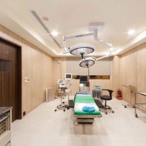 璞美整形外科高規格手術室環境正面