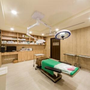 璞美院內手術房開刀房設備裝潢