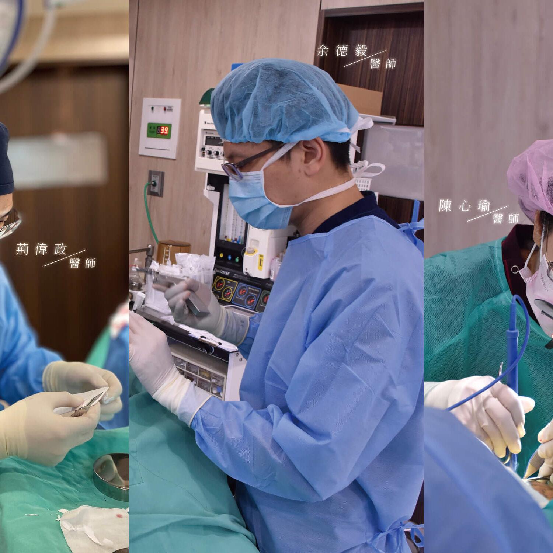 二次抽脂-三醫師照